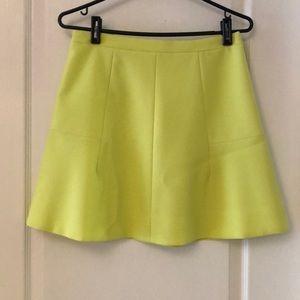 J Crew tulip skirt